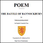 The Battle of Bannockburn